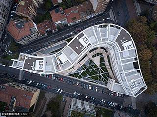 esperienza drone immagine portfolio architettura aerea zenitale diurna milano residenze carlo erba uno.jpg