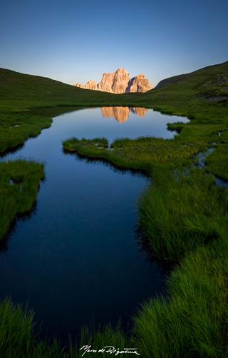 esperienza drone immagine portfolio naturalistica turismo promozione territorio italia cortina ampezzo lago delle baste.jpg