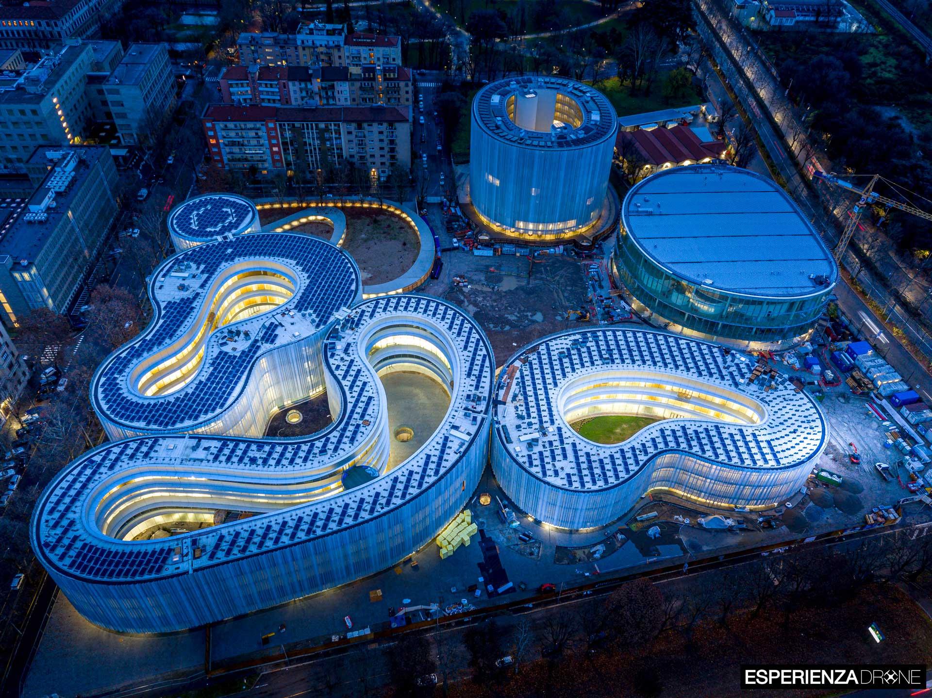 esperienza drone fotografia aerea architettura bocconi milano campus bocconi quattro.jpg