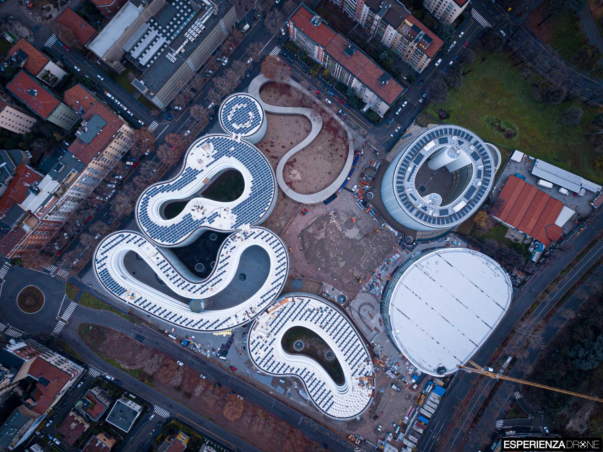 esperienza drone fotografia aerea architettura bocconi milano campus bocconi uno.jpg
