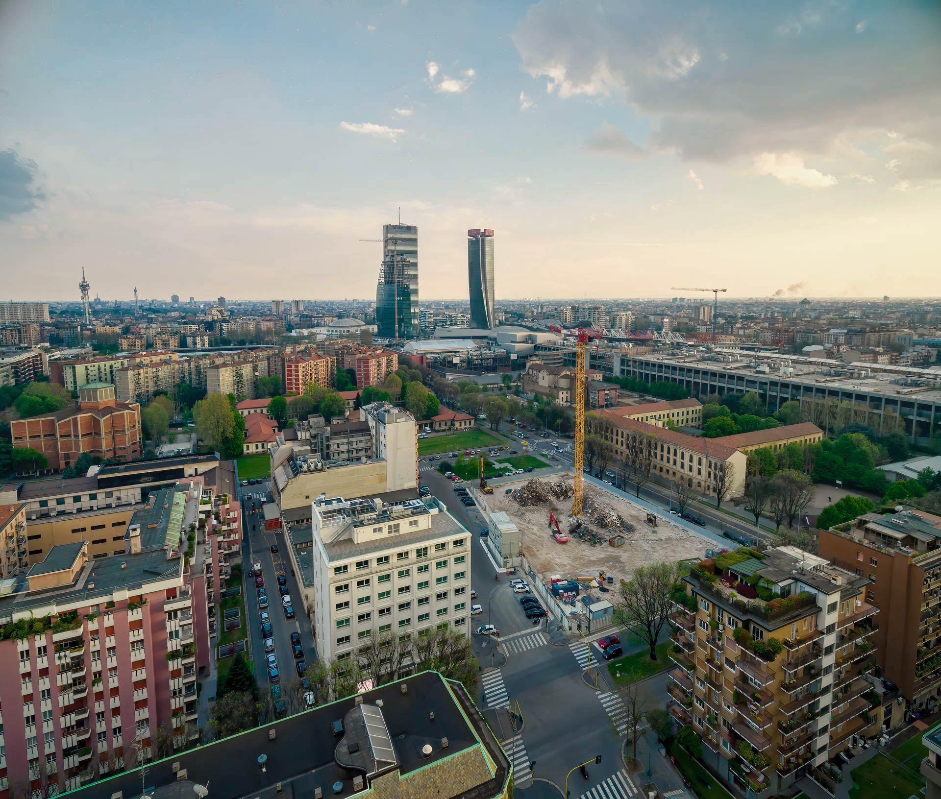 esperienza drone fotografia aerea portfolio architettura progetto milano parkassociati tre.jpg