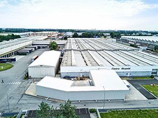 esperienza drone immagine aerea portfolio cantiere architettura milano studio gdmp costruzione magazzino sedici.jpg