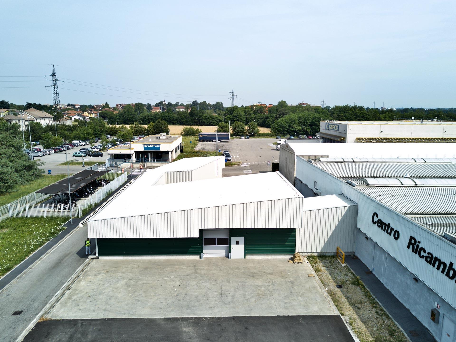 esperienza drone immagine aerea portfolio cantiere architettura milano studio gdmp costruzione magazzino tre.jpg