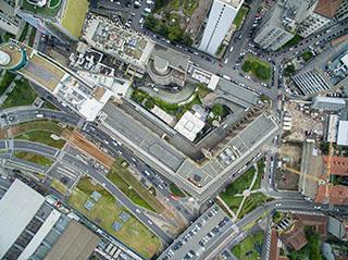 esperienza drone immagine aerea portfolio zenitale architettura milano piuarch_porta_garibaldi.jpg