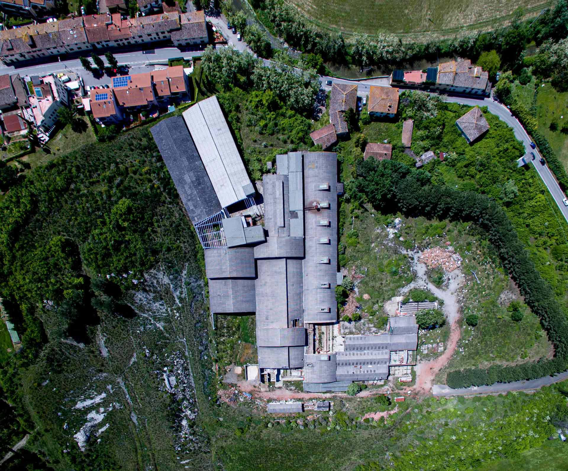 esperienza drone immagine zenitale aerea portfolio architettura piuarch_fendi studio recupero edilizio bagno a Ripoli sette.jpg